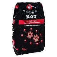 Терра Кот Терра Кот (10кг) д/к Говядина Овощи Kormberi.ru магазин товаров для ваших животных
