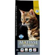 MATISSE (20кг) д/к  стерилиз. Neutered Kormberi.ru магазин товаров для ваших животных