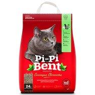 """Pi Pi Bent Наполнитель """"Pi-Pi-Bent"""" Сенсация свежести (10кг) д/к комкующийся 24 л пакет Kormberi.ru магазин товаров для ваших животных"""