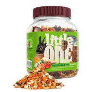 Little One Little One Лакомство для грызунов всех видов Овощная смесь 150 гр Kormberi.ru магазин товаров для ваших животных