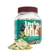 """Little One Little One Лакомство для грызунов """"Плющеный горох"""" 230 гр Kormberi.ru магазин товаров для ваших животных"""