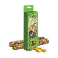 Little One Little One Палочки для морских свинок,кроликов,шиншилл Травы Цветы (2*55 г) Kormberi.ru магазин товаров для ваших животных