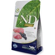 Farmina N&D AG ( 1,5кг) д/к низкозерн. Ягнёнок Черника (lamb blueberri) Adult (уп8) Kormberi.ru магазин товаров для ваших животных