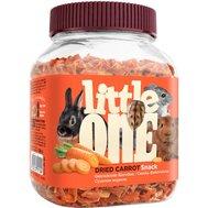 """Little One Little One Лакомство для грызунов """"Сушеная морковь"""" 200 гр Kormberi.ru магазин товаров для ваших животных"""