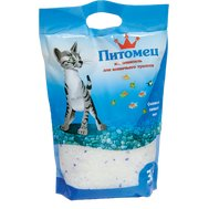 Питомец Наполнитель силикагелевый ТМ Питомец  3л (12шт) Kormberi.ru магазин товаров для ваших животных