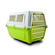 MP-Bergamo Переноска MP-Bergamo VISION PLASTIC  50 (48*32*33см) с пластик.дверцей 1/6 Kormberi.ru магазин товаров для ваших животных