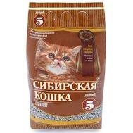 Сибирская кошка СИБИРСКАЯ КОШКА наполн.  5л Д/КОТЯТ(впитывающий) (уп4) Kormberi.ru магазин товаров для ваших животных