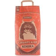 Сибирская кошка СИБИРСКАЯ КОШКА наполн. 10л БЮДЖЕТ(впитывающий) (уп1) Kormberi.ru магазин товаров для ваших животных