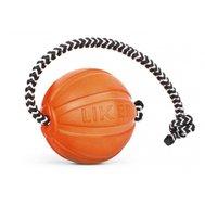 Collar Мячик ЛАЙКЕР5 Корд на шнуре, диаметр 5 см 6285 Kormberi.ru магазин товаров для ваших животных