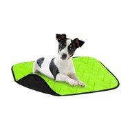 Collar Подстилка для собак AV, размер S, 55*40 см, салатово-черная 0077 Kormberi.ru магазин товаров для ваших животных