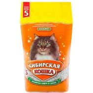 Сибирская кошка СИБИРСКАЯ КОШКА наполн.  5л БЮДЖЕТ (впитывающий) (уп4) Kormberi.ru магазин товаров для ваших животных