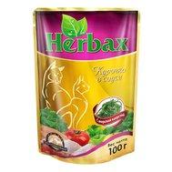 Herbax Herbax (100г) д/к в соусе Курочка Капуста морская (уп24) Kormberi.ru магазин товаров для ваших животных