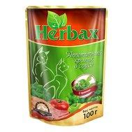 Herbax Herbax (100г) д/к в соусе Аппетитный Кролик Травы (уп24) Kormberi.ru магазин товаров для ваших животных