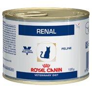 Royal Canin Ренал с цыплёнком (фелин) 0,195г банка Kormberi.ru магазин товаров для ваших животных