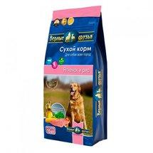 """Верные друзья """"Верные друзья"""" (15кг) для собак гипоаллергеный Ягнёнок Рис Kormberi.ru магазин товаров для ваших животных"""