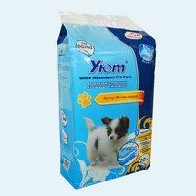 """Пеленки впитывающие гелевые """"Уют"""" L (60*60см) (уп1) 20 шт в уп Kormberi.ru магазин товаров для ваших животных"""