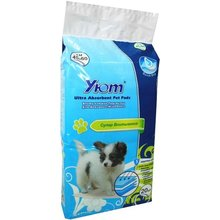 УЮТ Уют - впитывающие пеленки гелевые М (45 x 60 см) 20 шт. Kormberi.ru магазин товаров для ваших животных